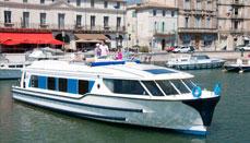 Kanalbåter elvebåter