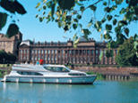Region Alsace-Lorraine Saarland Luxemburg - Reiseområde Frankrike