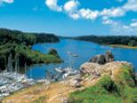 Region Bretagne - reiseområde Frankrike