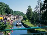 Region Burgund Franche-Comté - Reiseområde Frankrike
