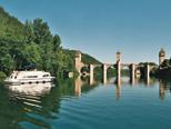 Region Lot - Reiseområde Frankrike