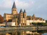 Region Burgund Canal du Nivernais - Reiseområde Frankrike