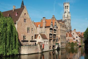 Reiseområde Belgia