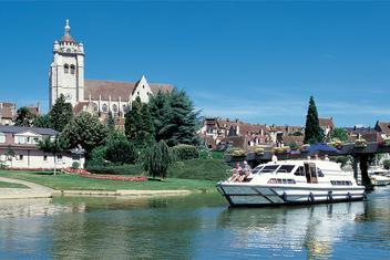 Regionen Burgund Franche-Comté