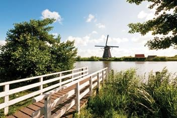 Reiseområde Holland