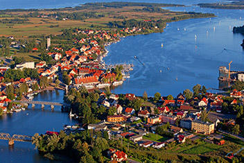 Båtferier i Polen